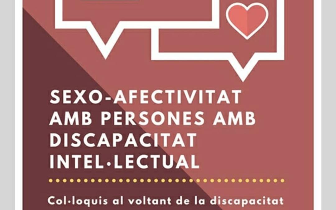 Coloquio: Sexo-afectividad en personas con discapacidad intelectual