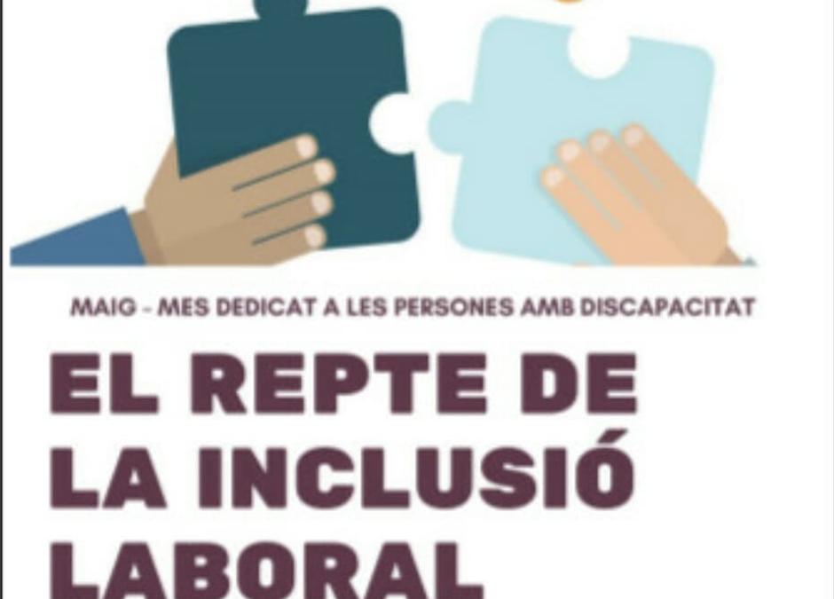 Coloquio: El repte de l'inclusió laboral